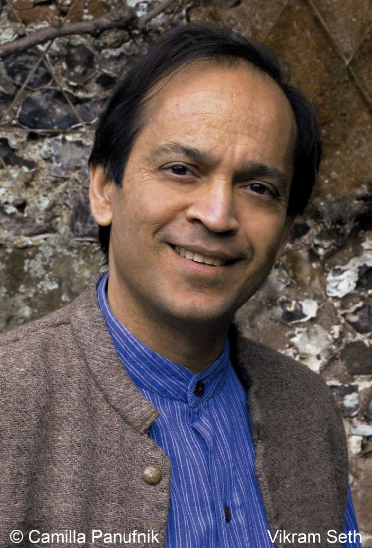 Photo of  Vikram Seth