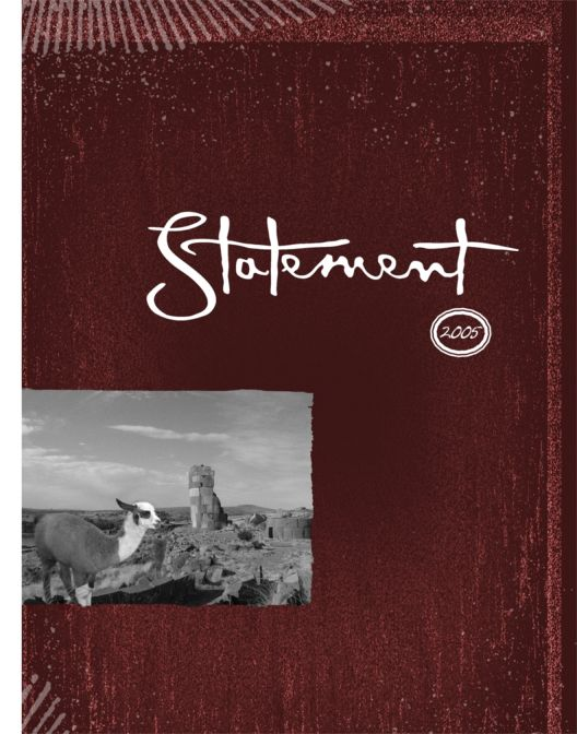 Image of Statement 2005 Cover