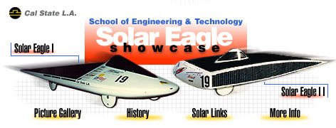 Solar Eagle Showcase