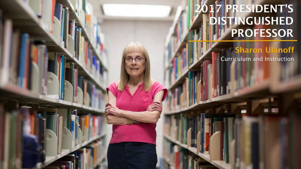 2017 President's Distinguished Professor