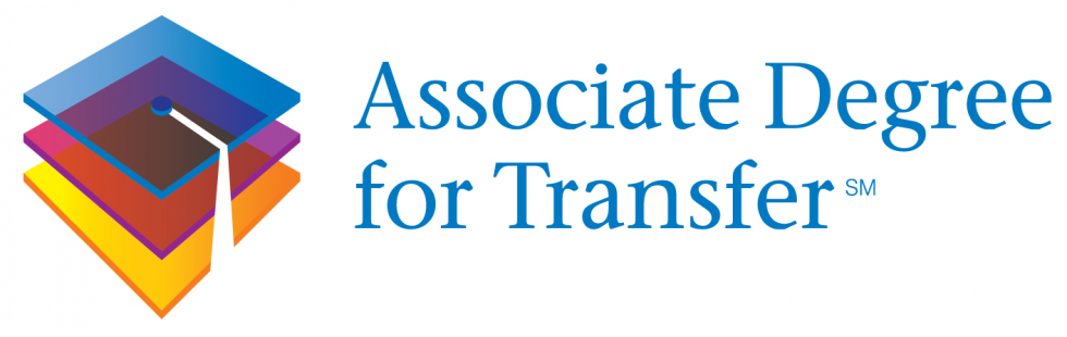 Associate Degree for Transfer A D T logo