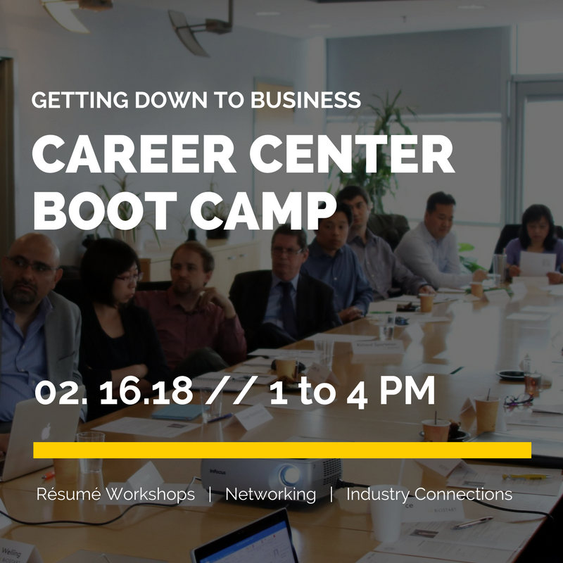 Career Center Boot Camp Image
