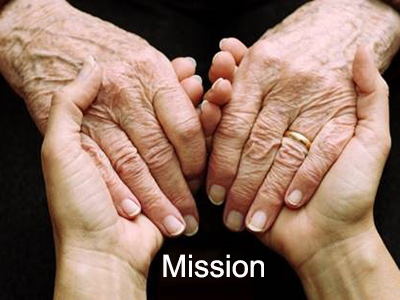 Link to Applied Gerontology Institute Mission Statement web page