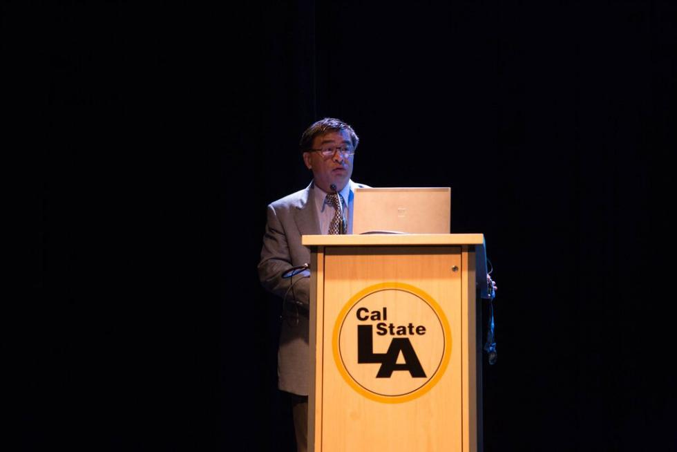 "Dr. Yong Chen,  ""Chop Suey"" Lecture"