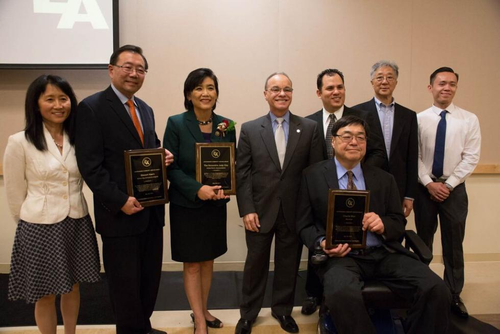 President's Reception for Chinese Americans