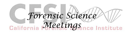 Link to Forensic Science Meetings