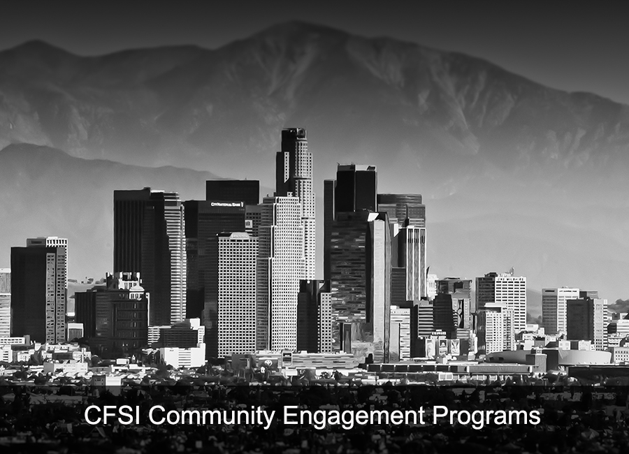 CFSI Community Engagement Programs