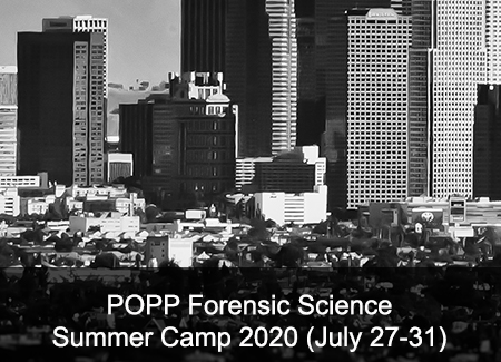 CSI Forensic Science Summer Camp 2020