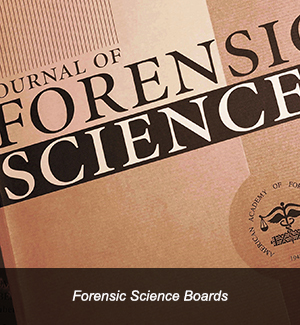 Link to Forensic Science Boards
