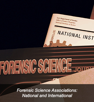Link to Forensic Science Associations: National and International