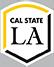 Cal State LA Badge