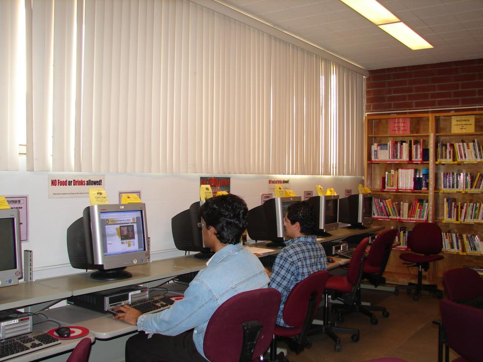 Career Center Resource Library