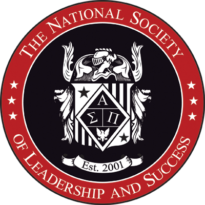 Logo for the National Society of Leadership and Success