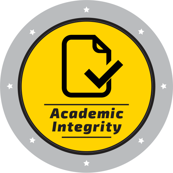 academic integrity assignment Without teachers who actively promote academic integrity and the understanding of smaller assignments could include developing a thesis or topic.