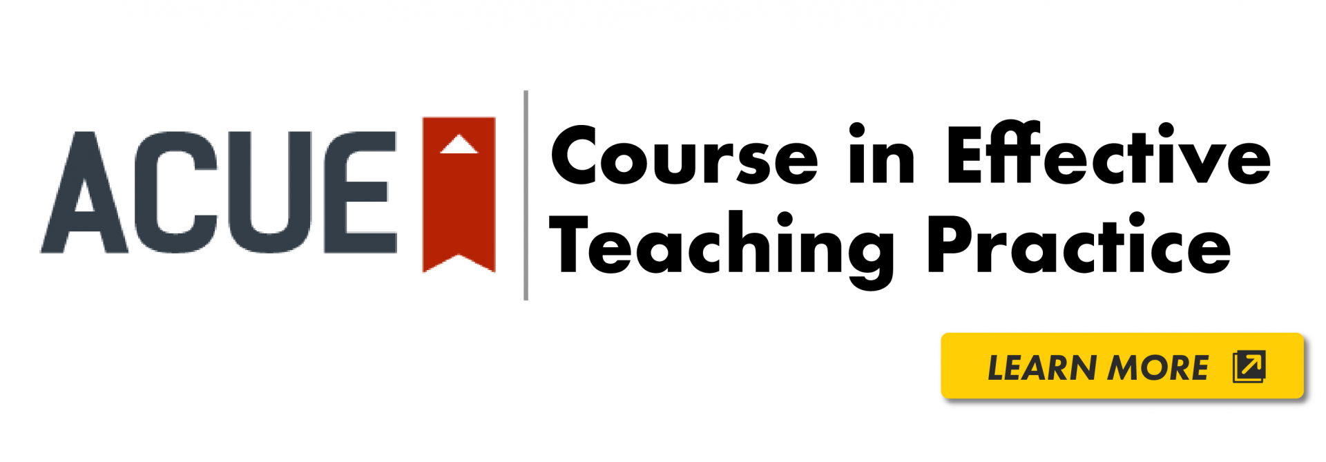 ACUE Course in Effective Teaching Practice