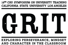 GRIT CSU Symposium on University Teaching