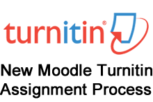 turnitin new assignment process logo