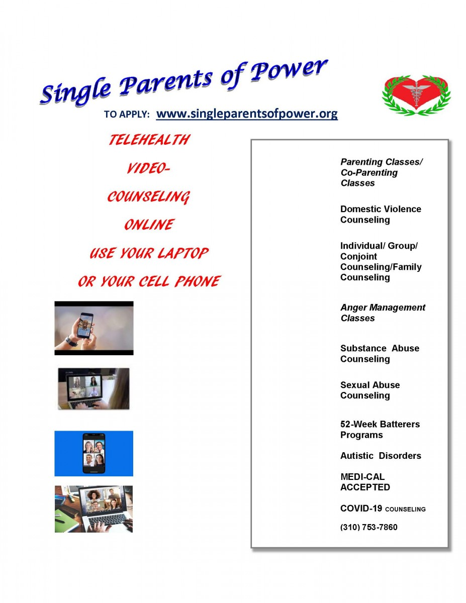 Singe Parents - English
