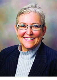 Photo of the Dean of Cal State LA, Charter College of Education
