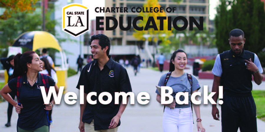 Fall 2019 welcome banner