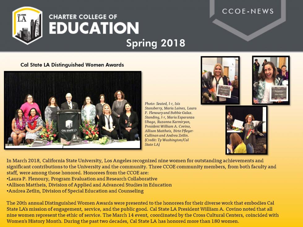 Front Page of the CCOE News Bulletin