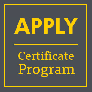Apply Certificate Program