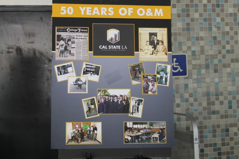 50 Years of O&M poster