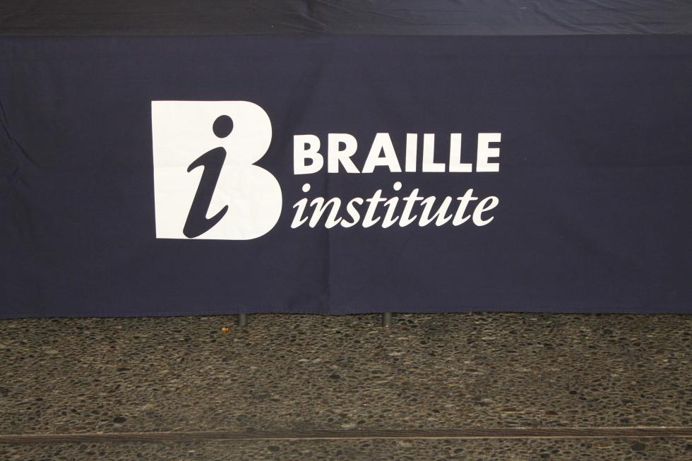 Braille, Our event partners