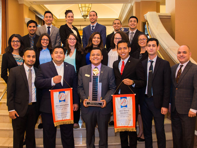 ALPFA wins #1 National Student Chapter