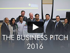 Business Pitch 2016 video
