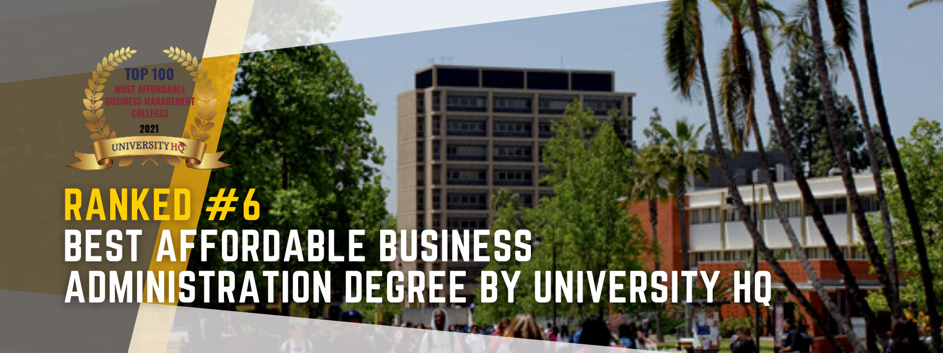 Best affordable business administration degree