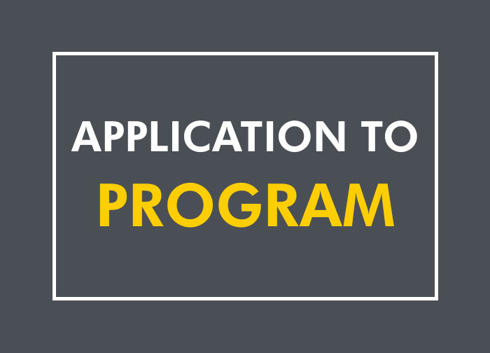 Application to program