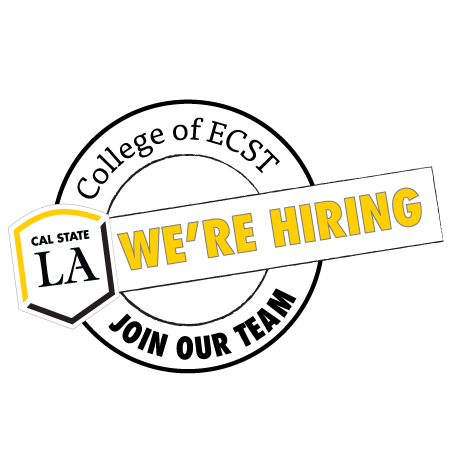 College of ECST is Hiring
