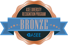 ASEE Diversity Recognition Program: Bronze Award