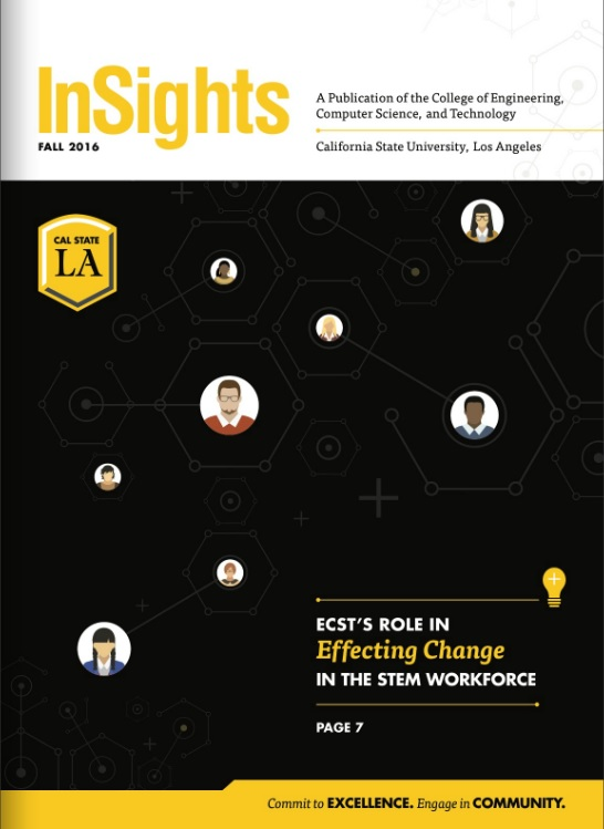 Cover of InSights Magazine for Fall 2016