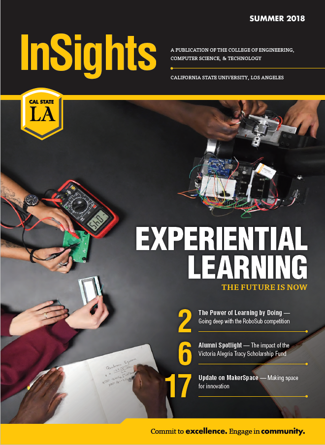 InSights Summer 2018 cover