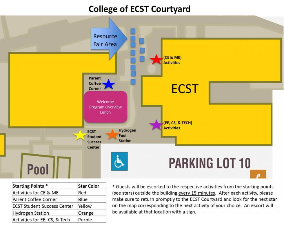 Preview Day 2015 Layout