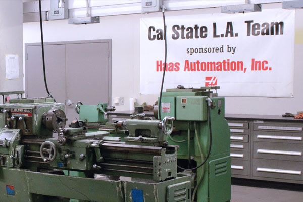 Cal State LA ECST Makerspace