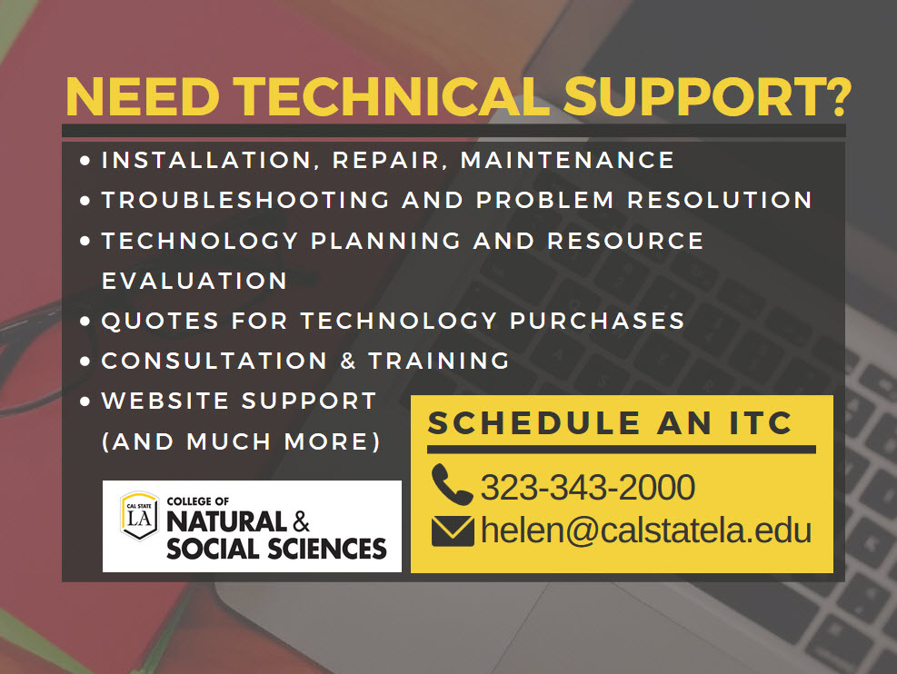Technical Support Overview