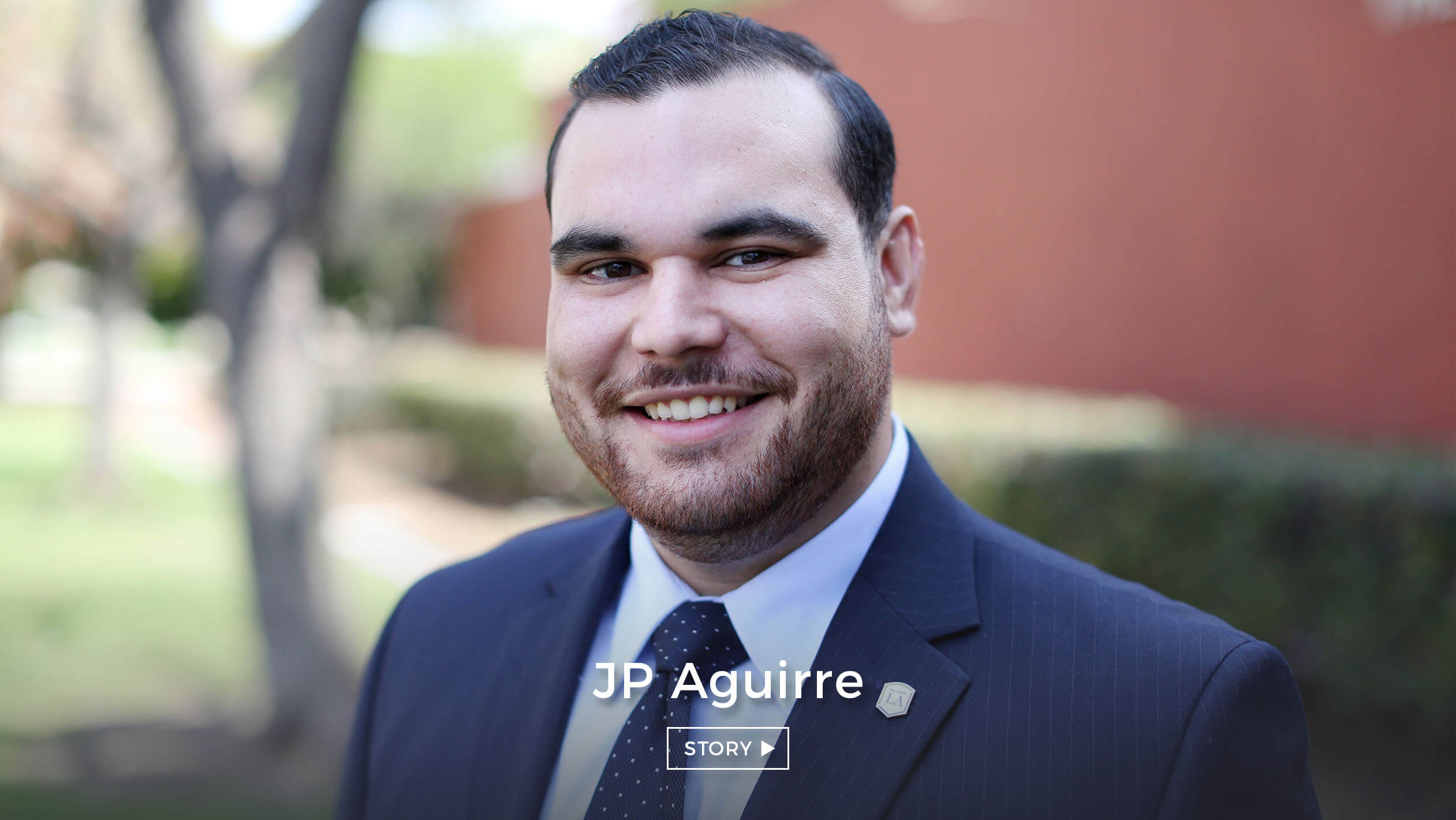 jp aguirre California State University Los Angeles
