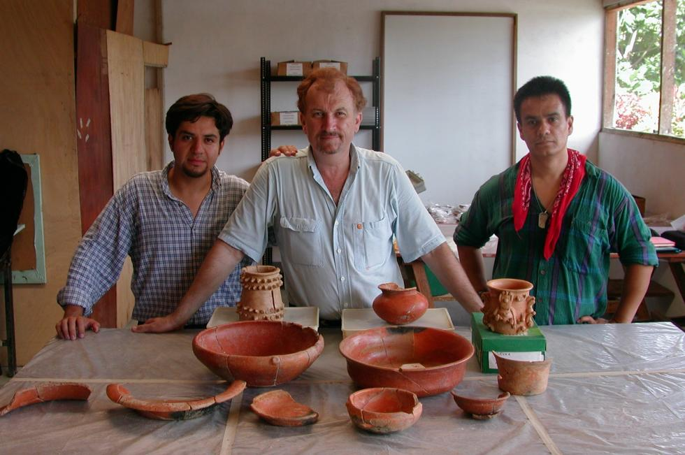 Restored Pottery