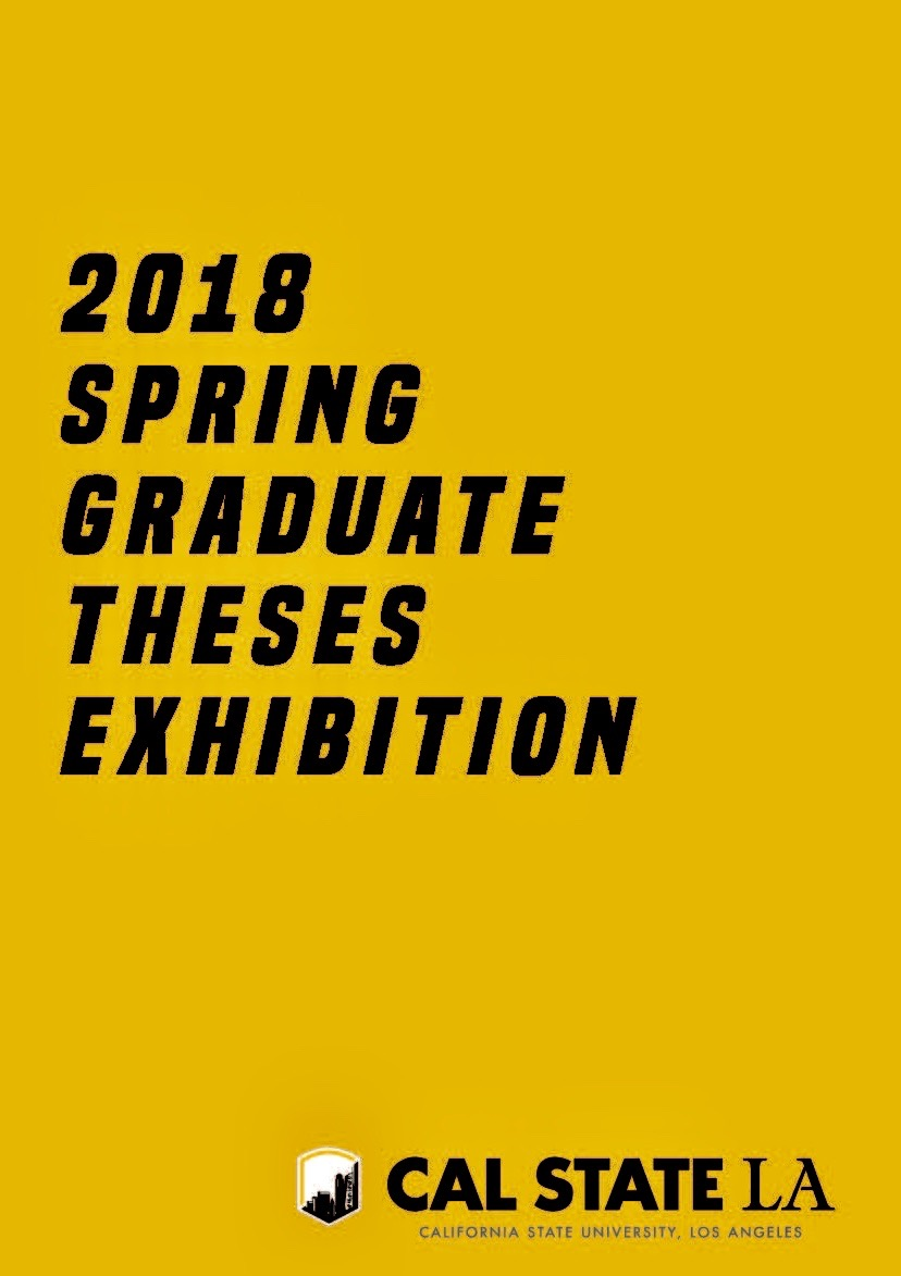 Spring Graduate Theses Exhibition 2