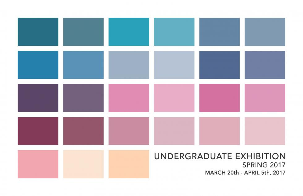 Undergraduate Exhibition
