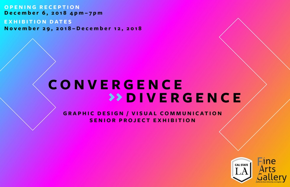 Convergence Divergence Reception Announcement