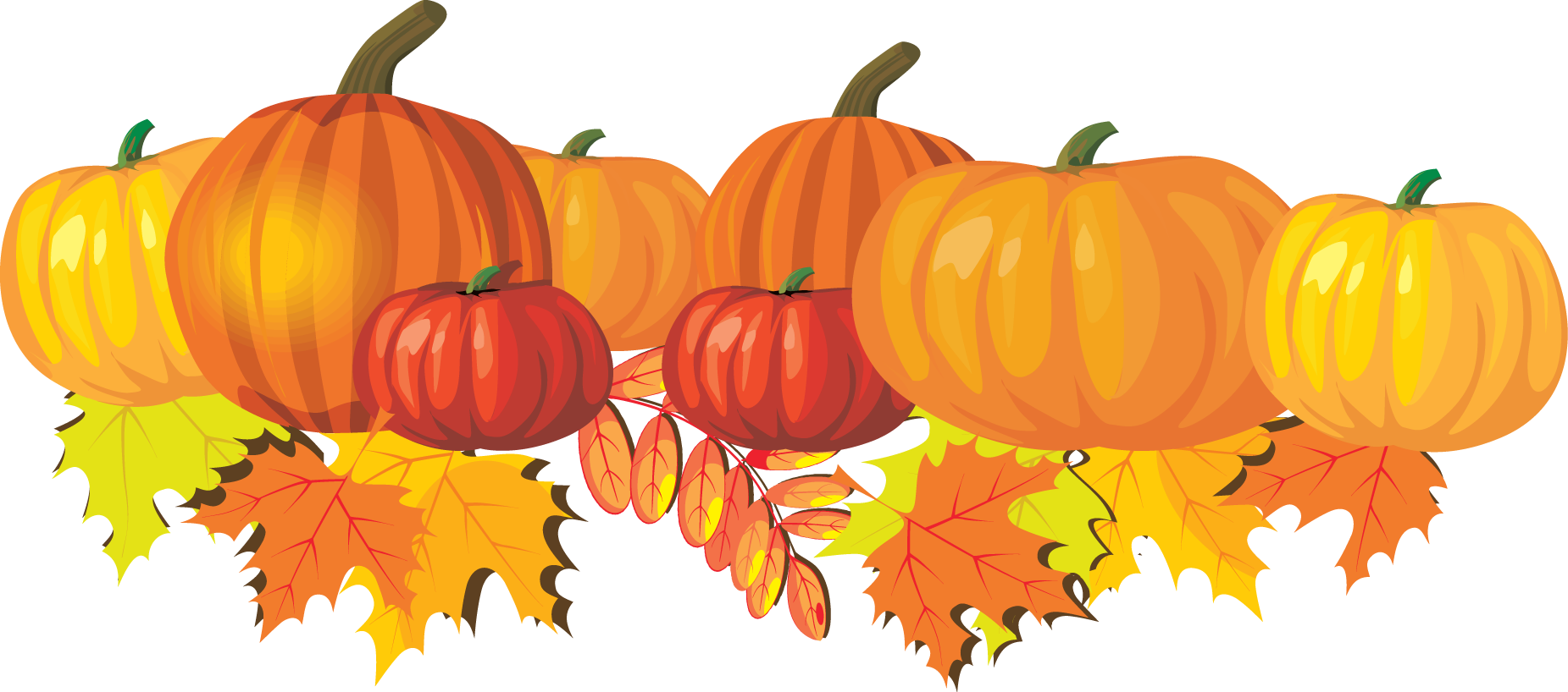 Fall theme website