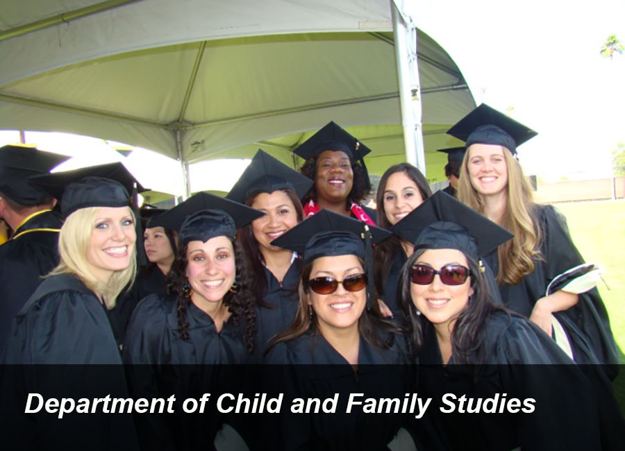 Link to Department of Child and Family Studies Welcome