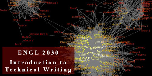 ENGL 2030 Introduction to Technical Writing