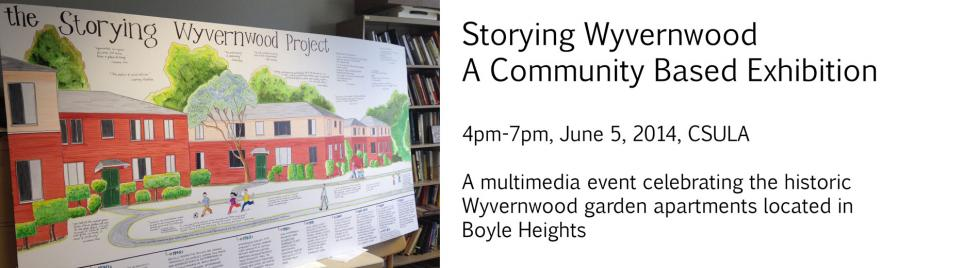 Storying Wyvernwood community event