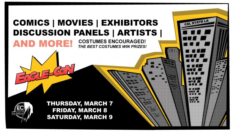 Comics, Movies, Exhibitors, Discussion Panels, Artists and More