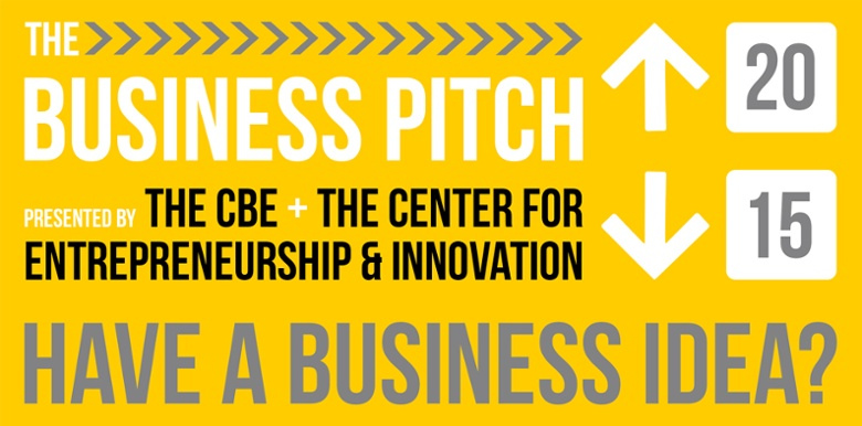 Business Pitch banner